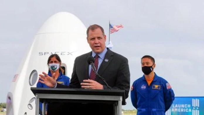 Jim Bridenstine, administrador de la NASA (REUTERS/Joe Skipper)