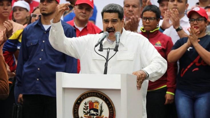 EEUU reportó un incremento de la represión del régimen chavista(REUTERS/Manaure Quintero NO RESALES. NO ARCHIVES)