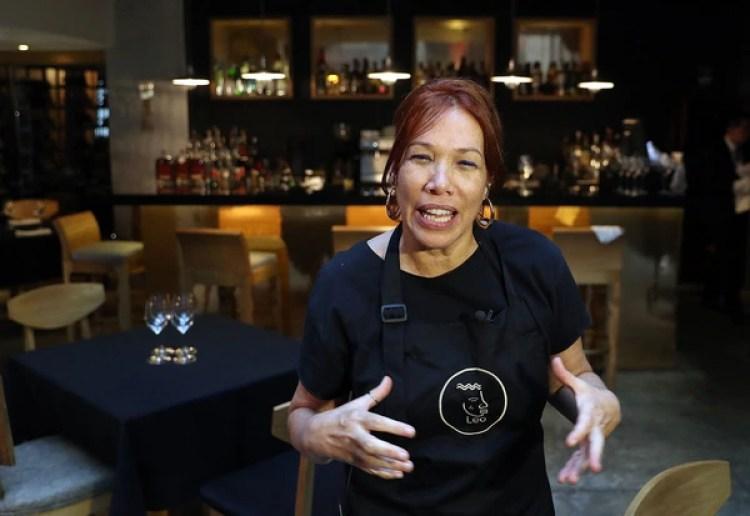 La chef colombiana Leonor Espinosa(EFE)