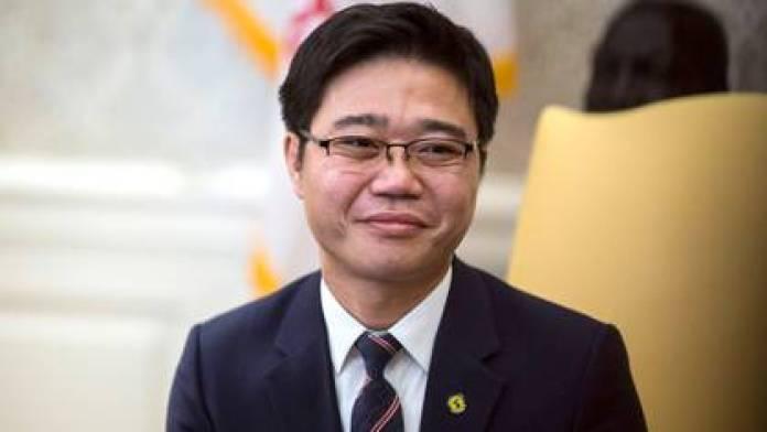 Ji Seong-ho (Bloomberg)