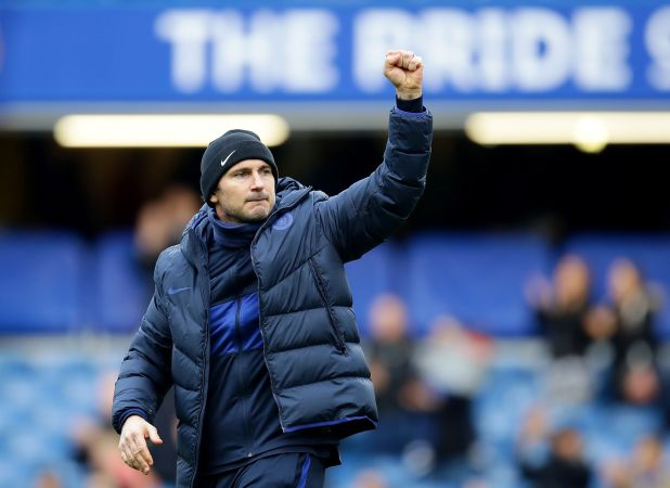Frank Lampard ha armado un Dream Team de jóvenes promesas (Reuters)
