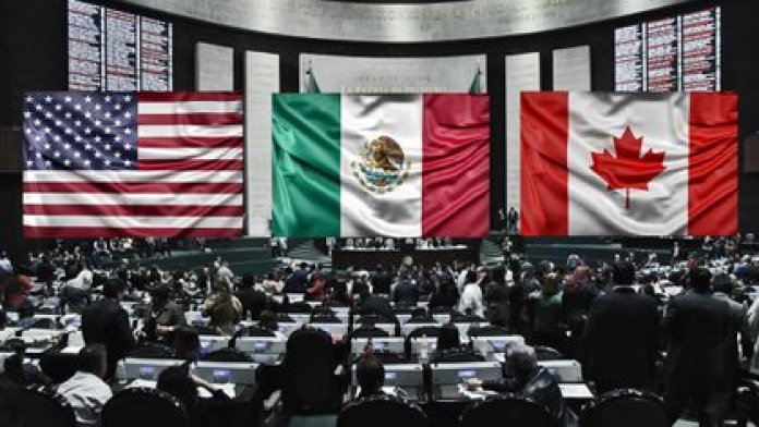 The United States will ensure compliance with what is negotiated in the Treaty between Mexico, United States and Canada (T-MEC) (Photo art: Steve Allen)