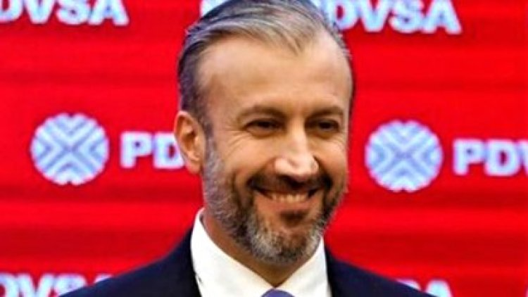 El ministro del Petróleo, Tareck El Aissami
