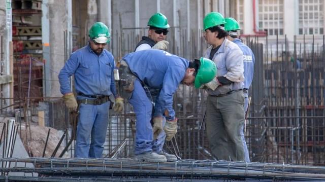 Construcción, uno de los sectores intensivos en mano de obra (NA)