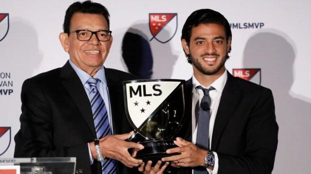 Carlos Vela sumó 34 anotaciones en el torneo 2019 en la MLS (Foto: Archivo)