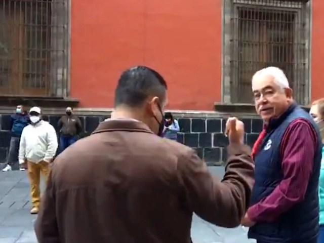 ALEJANDRO ESQUER VERDUGO - SECRETARIO PARTICULAR - AMLO -  CASILLA - ELECCIONES - VOTO - C1 - EJECUTIVO - CALLE MONEDA