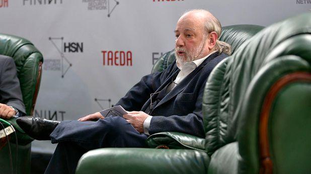 El juez Claudio Bonadio (Gustavo Gavotti)