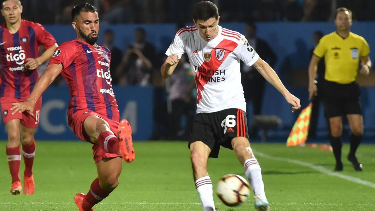 Nacho Fernández está entre los citados a pesar de haber salido por una molestia del partido ante Cerro Porteño