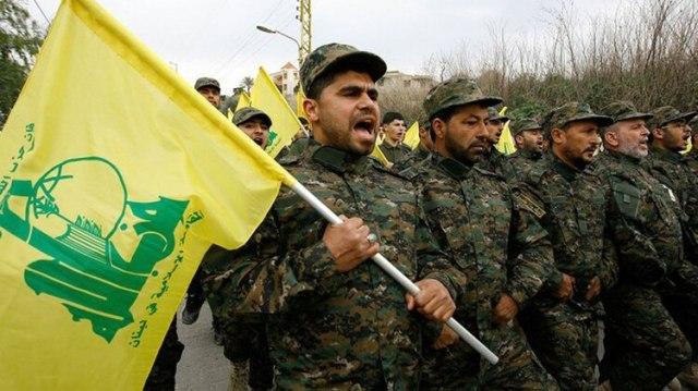 Militantes de Hezbollah