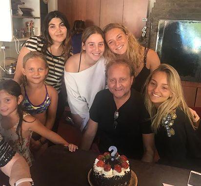 Sergio Gendler y su familia (@sergiogendler)