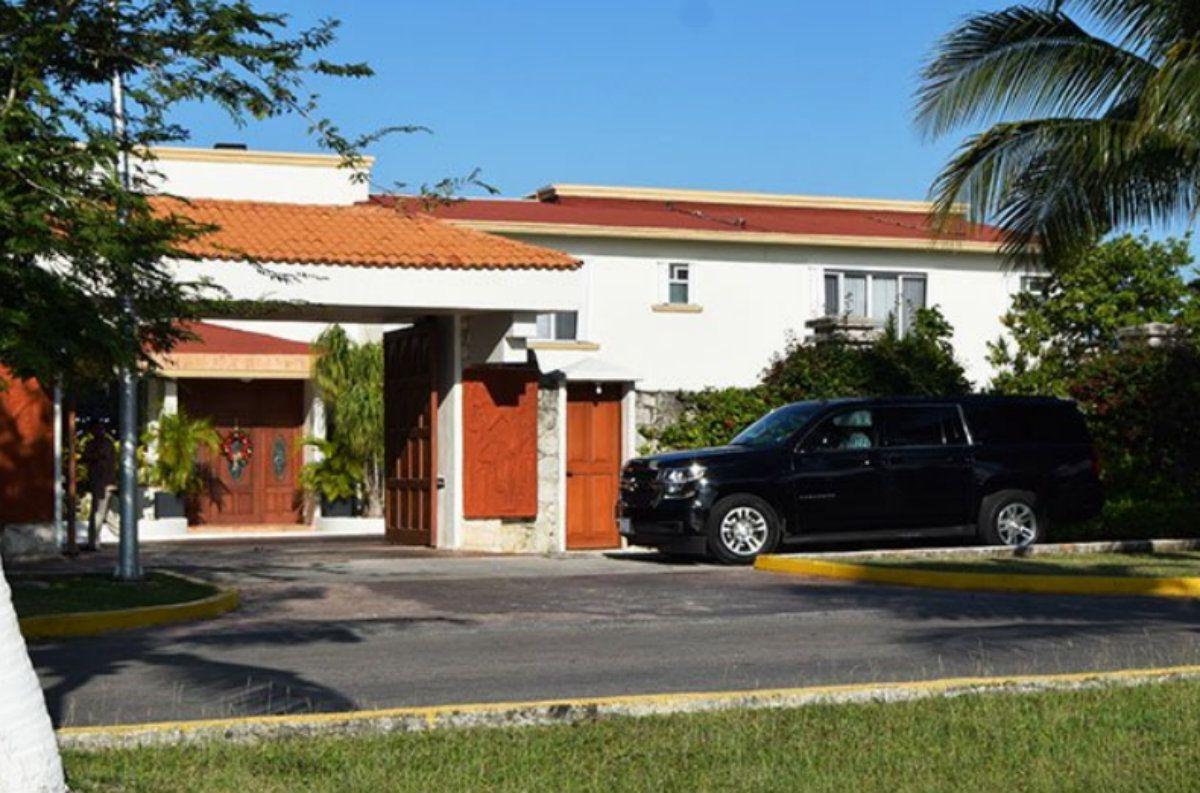 La casa servía como descanso para los ex presidentes (Foto: Archivo)