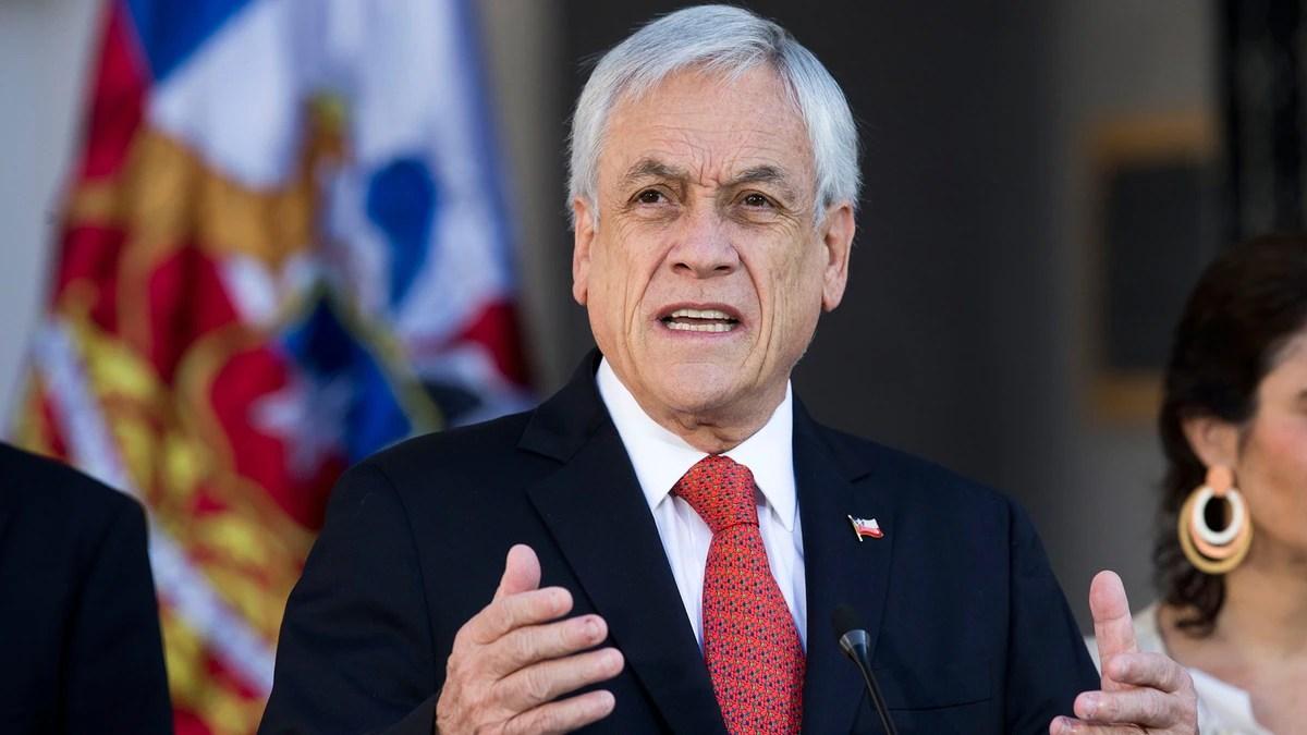 """El gobierno de Piñera tildó de """"irresponsable"""" el informe de Amnistía Internacional sobre la represión en Chile"""