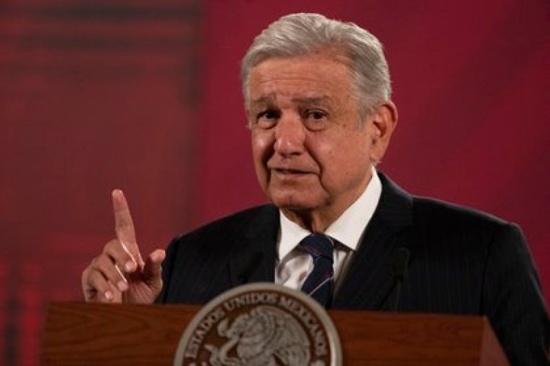 "López Obrador thanked US President Donald Trump for offering him help when ""security problems"" have arisen (Photo: AP Photo / Marco Ugarte)"