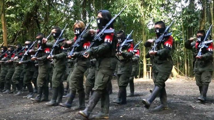 Combatientes del ELN