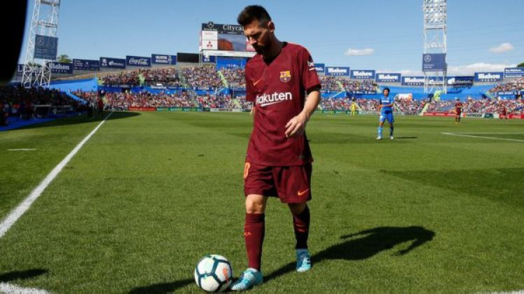El Barça de Messi, una de las atracciones del fin de semana (Reuters)