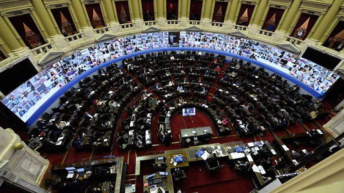 sesion camara de diputados 01-09-2020