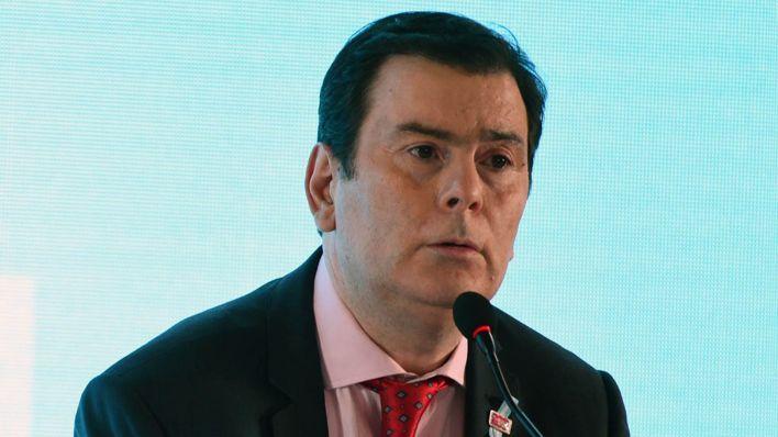 Gerardo Zamora - Gobernador de Santiago del Estero