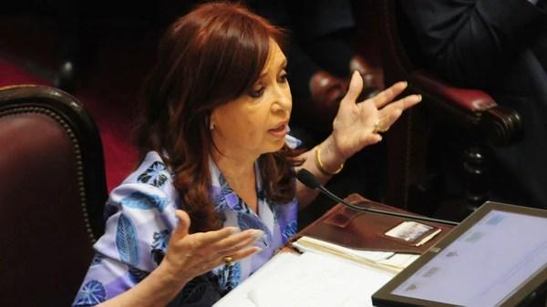 Cristina Kirchner protagonizó el discurso más duro contra el Gobierno