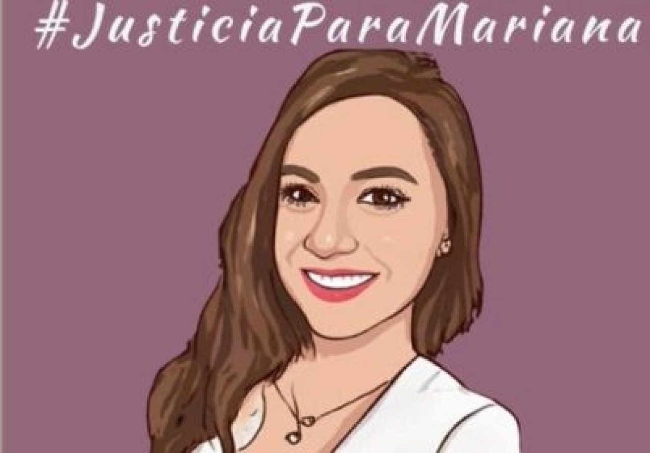 Crime transcends after Mexico registered an annual increase of 0.3% in femicides in 2020 (Photo: Twitter)