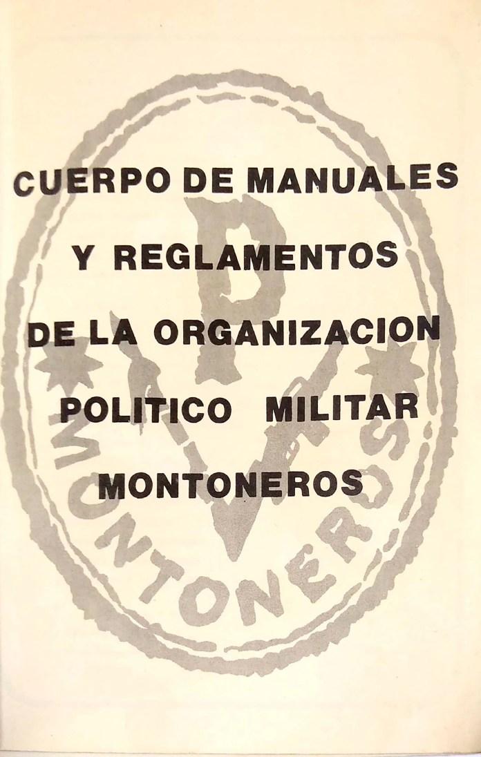 manual Montoneros