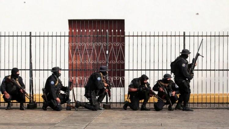 La represión del régimen de Ortega dejó más de 300 muertos en tres meses y medio de protestas (Reuters)