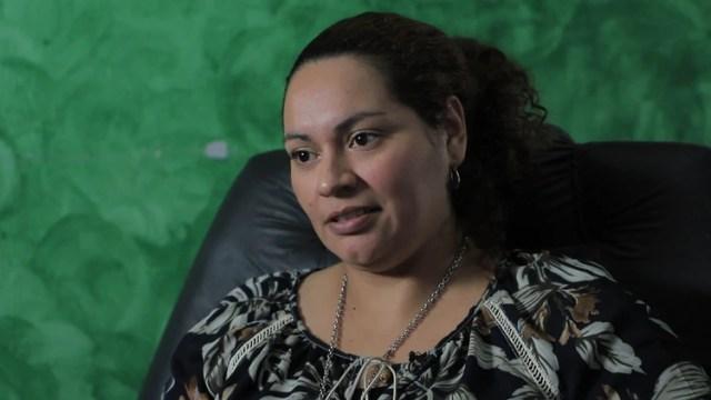 Sabrina Ortiz empezó a estudiar Derecho para seguir su denuncia contra dueños de campos vecinos a su barrio