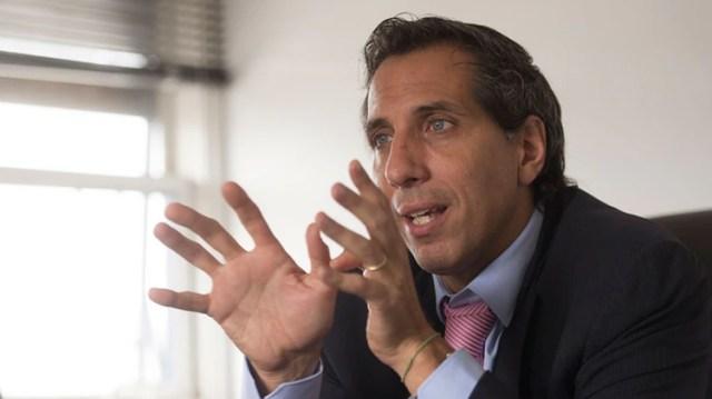 El fiscal Diego Luciani, a cargo de la acusación del juicio (Foto: Fiscales.gob.ar)