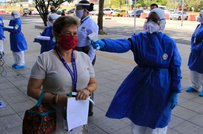 Colombia es el cuarto país de América Latina más afectado por la pandemia (EFE/Mario Caicedo)