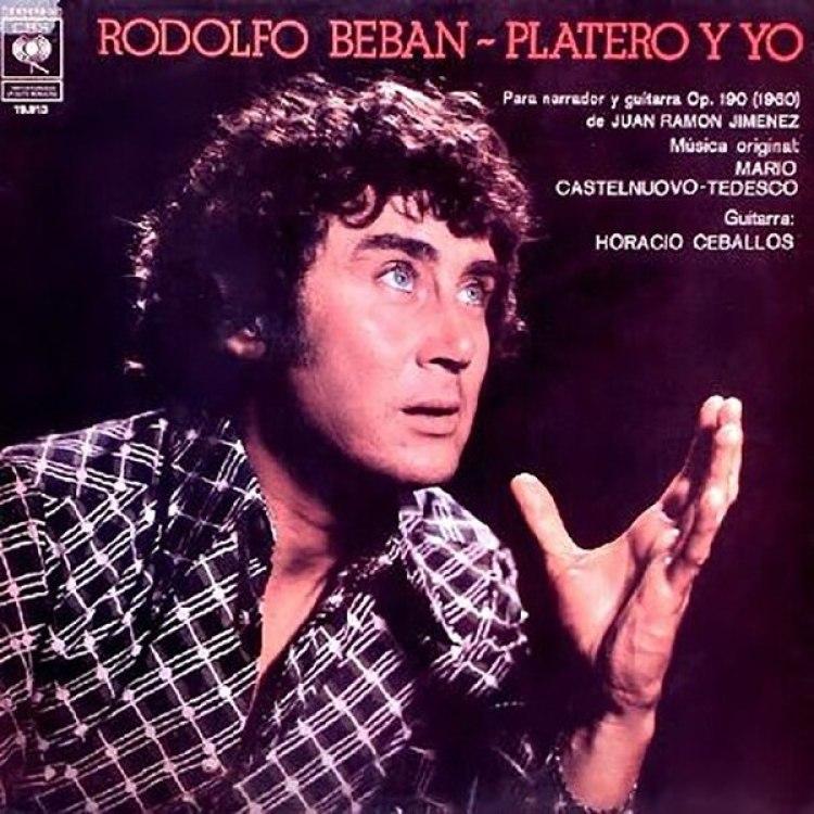Bebán grabó cuatro discos