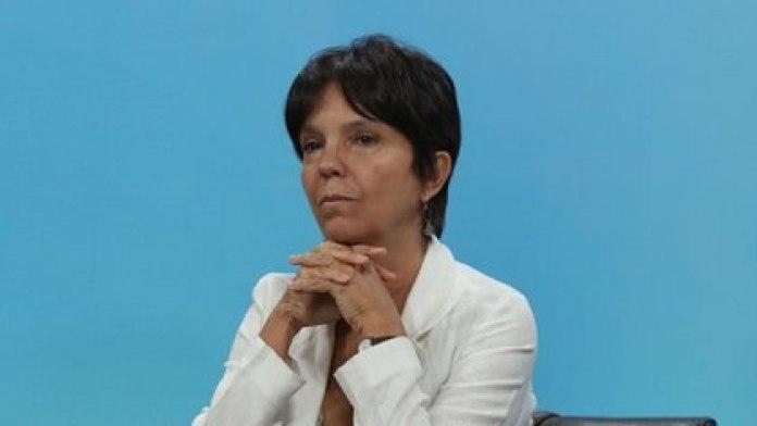 """Mercedes Marcó del Pont, titular de la AFIP. No es fácil """"divorciarse"""" de la agencia fiscal argentina"""