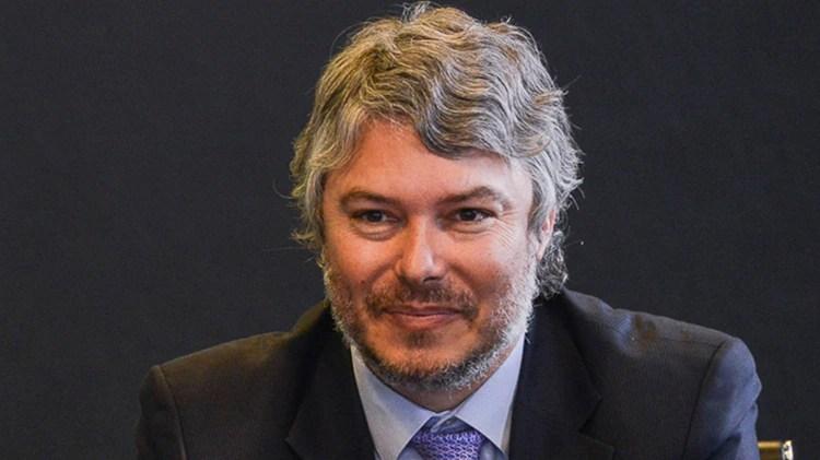 El titular de la UIF, Mariano Federici, el principal organismo encargado de la lucha contra los delitos financieros (NA)