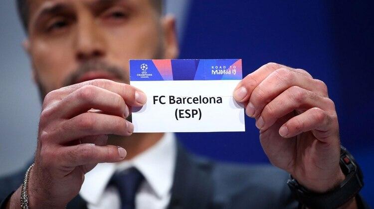 El Barcelona de Lionel Messi volverá a enfrentarse al Manchester United, al igual que en la final de la temporada 2010/2011. (Reuters)