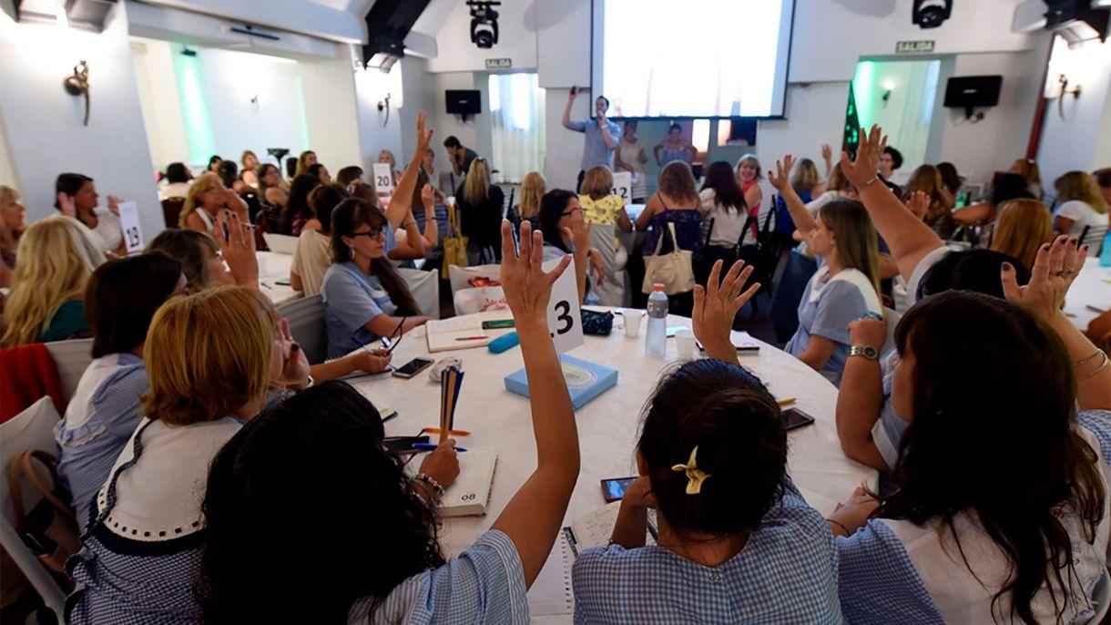 La Red de Escuelas funciona en la provincia de Buenos Aires