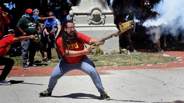 Sebastián Romero es el único prófugo (Foto: Nicolás Stulberg)