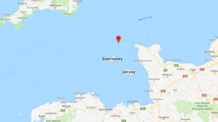 Emiliano Sala desapareció en la zona de Guernsey