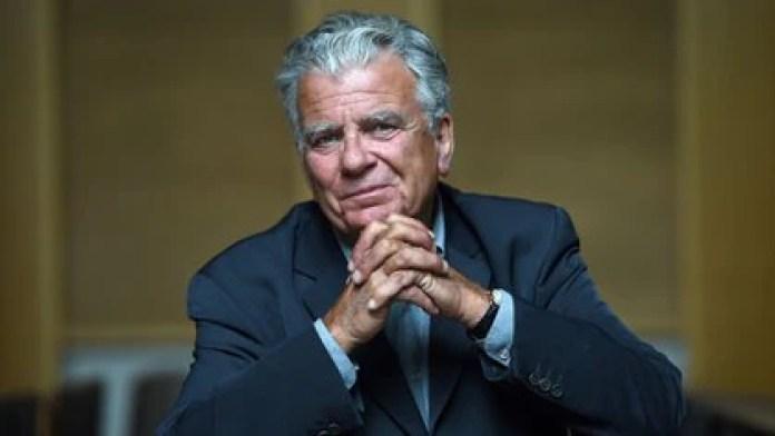 Olivier Duhamel estaba en la cúspide de la vida intelectual y cultural parisina antes de renunciar a todos sus cargos en la víspera de la publicación del libro de Kouchner (AFP)