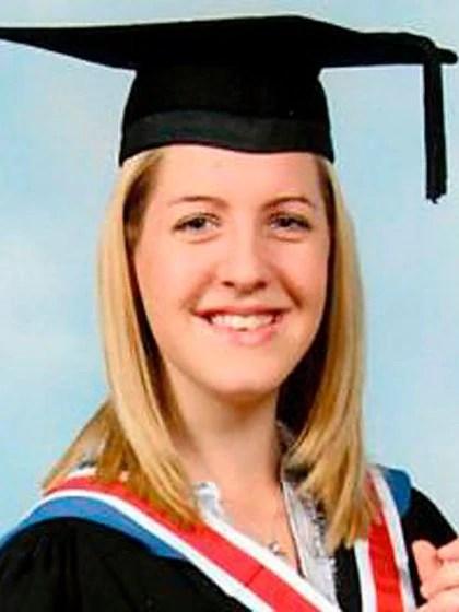 Lucy Letby, de 30 años, trabajó desde muy joven en el área de neonatología del Countess of Chester Hospital (Facebook)