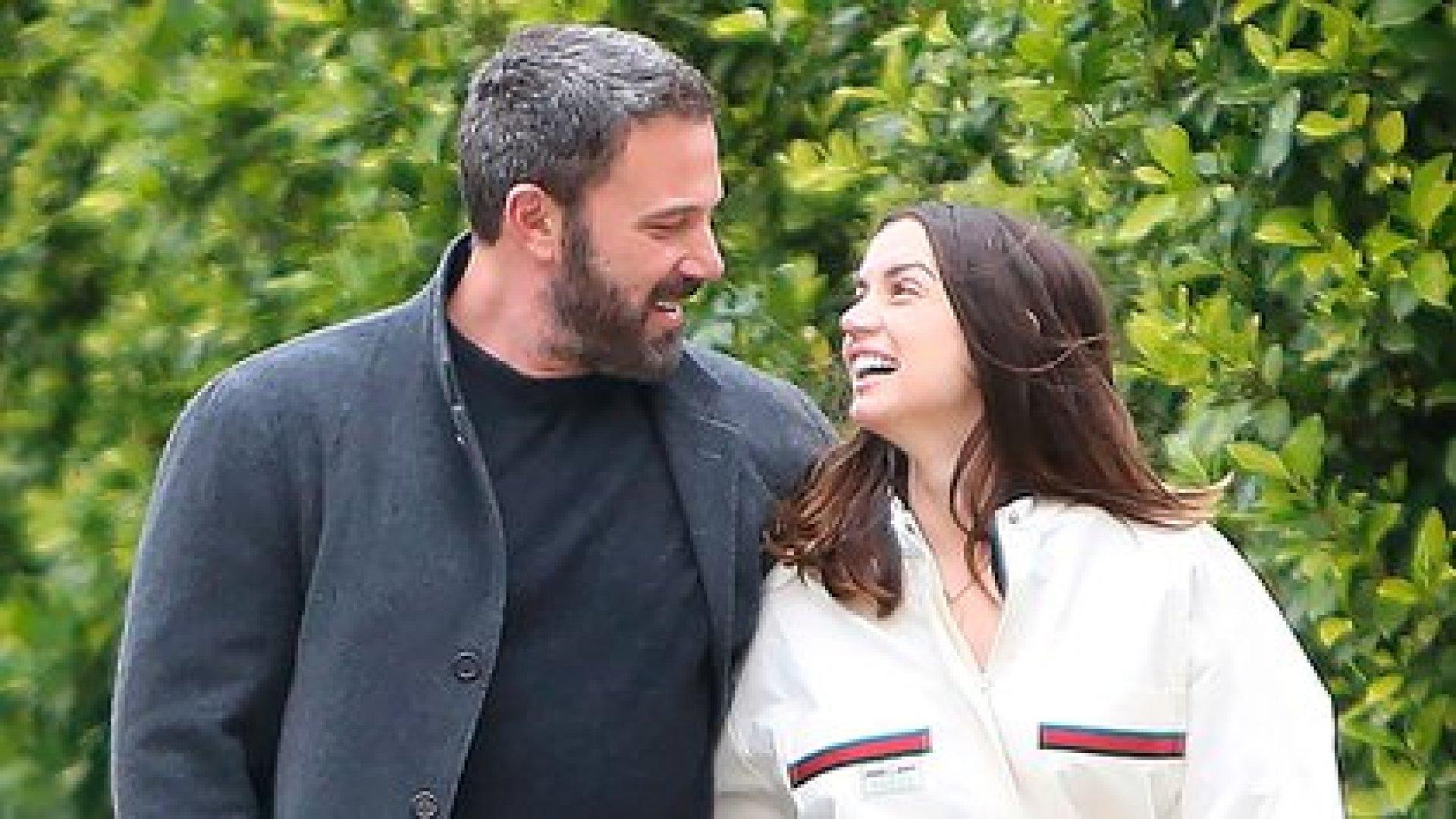 Ben Affleck y Ana de Armas se separaron tras casi un año de relación (The Grosby Group)