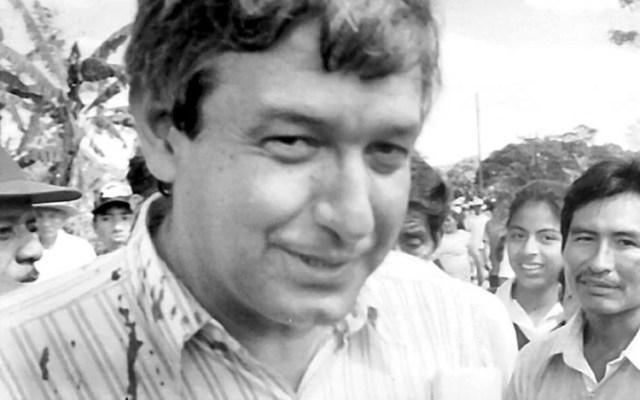 López Obrador era director del INI. (Foto: Especial)