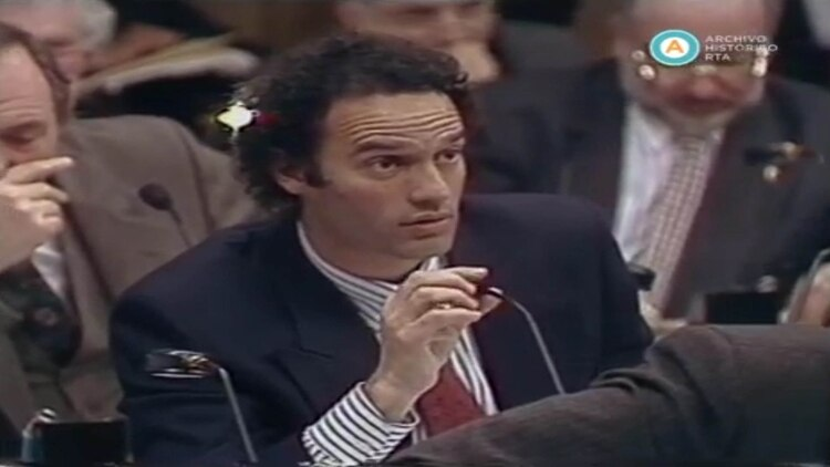 El ex jefe de Gobierno porteño, Aníbal Ibarra