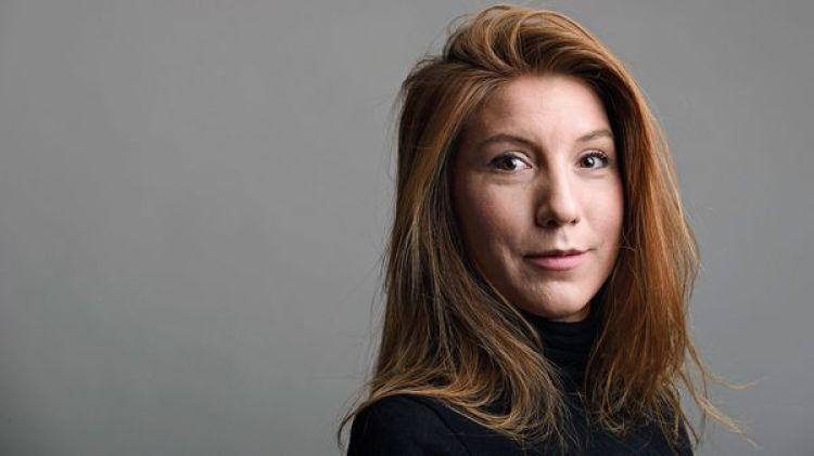 La periodista sueca Kim Wall (AFP)