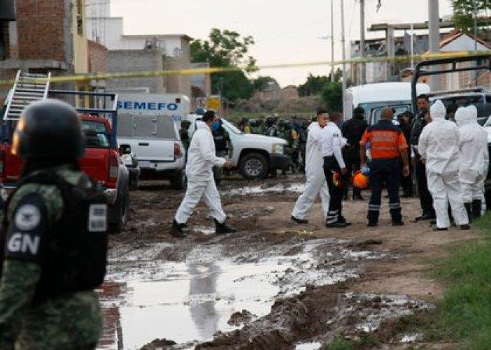 Una fuente reveló que uno de los sobrevivientes dijo que cuatro sujetos fueron los que realizaron el ataque armado (Foto: Mario Armas)