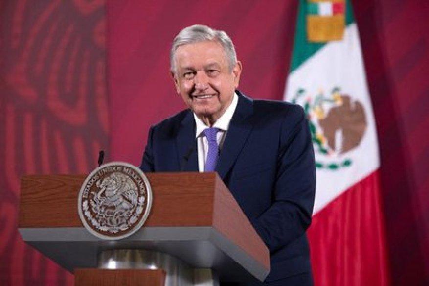 Le président du Mexique fera la promotion du réseau électrique de l'État (Photo: Présidence du Mexique)