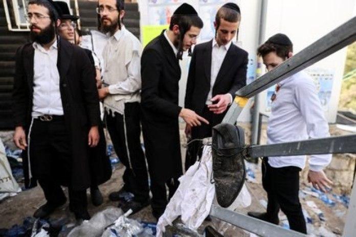 Tragedy in Israel left nearly 50 dead
