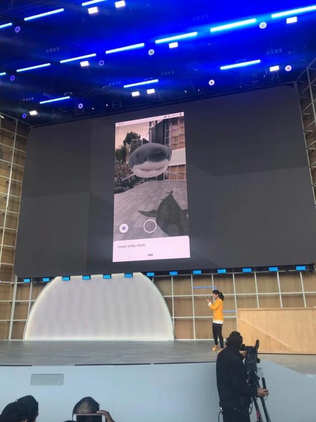 En este encuentro se dan a conocer novedades de Android y otros productos.