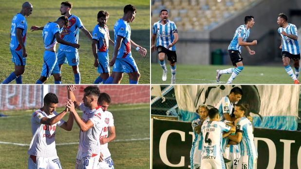 previas Arsenal-Racing y Union-Atletico Tucuman