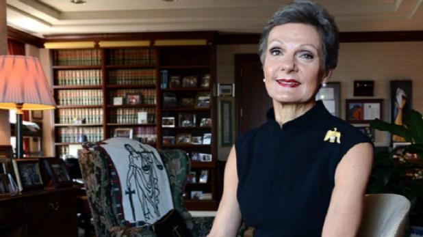 Loretta Preska, jueza de la Corte del Distrito Sur de Nueva York