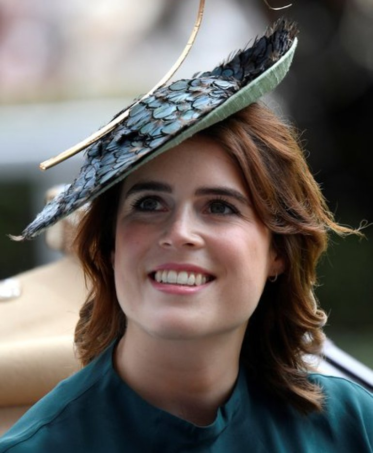 The princess announced her pregnancy in September (Photo: REUTERS / Toby Melville)