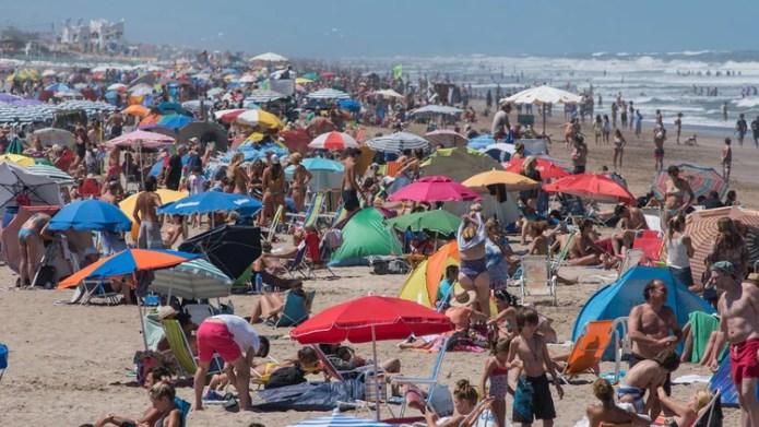 Se espera un mayor movimiento interno de turistas para este año (Diego Medina)