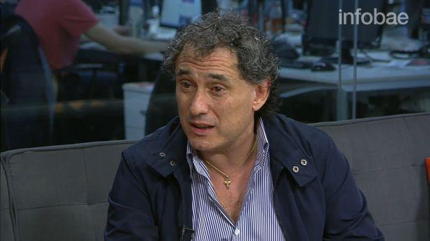 Sergio Sasia, titular de la Unión Ferroviaria